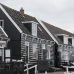 Old Dutch fishing towns: Marken and Volendam