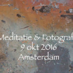 workshop Meditatie en Fotografie