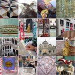 mosaic of Venice, Italy