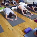 Photoshoot: yoga intensive