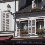 restaurant Montmartre village