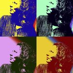 Warholian picture of me