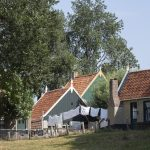 A few houses of the Zuiderzeemuseum